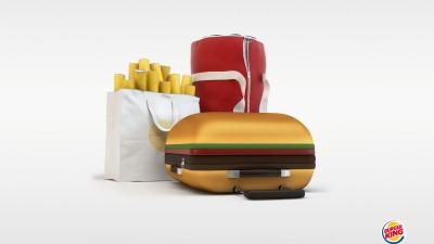 Burger King - Bags