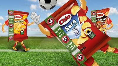 Chio Chips - Ia-ma la meci