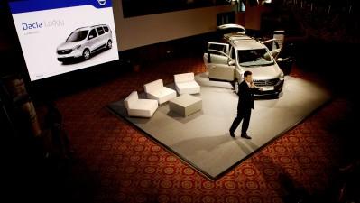 Dacia - Lansare Dacia Lodgy