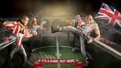 EUFA Euro 2012 - It's a Game, Not War