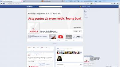 Facebook: Medas - Home