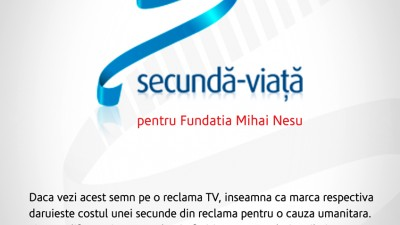 Fundatia Mihai Nesu - Secunda-Viata (print)