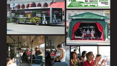 Grolsch - Bus Theatre