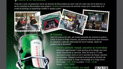 Grolsch - Change the city with creativity, 1