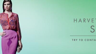 Harvey Nichols - Summer Sale, 2