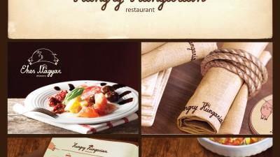 Hungry Hungarian - Creatii branding