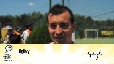 Interviurile Cupei Agentiilor la Fotbal Bergenbier 2012 – Strategiile inainte de meci