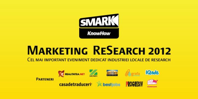 Marketing Research 2012: despre noile tipologii de consumatori, importanta research-ului in studiile shopper si research-ul online