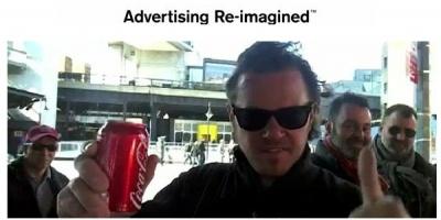 Coca-Cola si Google - o singura activare, 2 necunoscuti fericiti