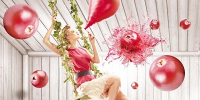 Lansarea Redd's Cranberry in Romania: gust si culoare in orase gri