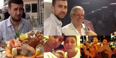 [Cannes Report] New York, un cocos de plus, Vladimir Molico si Jeff Goodby – 24 de ore cu Sebastian Olar (McCann Erickson)