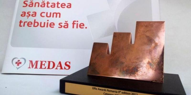 """[Studiu de caz] Bronze Effie Winner: MEDAS – """"Sanatatea asa cum trebuie sa fie"""", realizata de 4 agentii din Leo Burnett Group"""