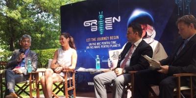 Coca Cola Hellenic si Mega Image sustin Green Bee, proiectul de educatie ecologica pentru copii