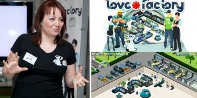 Lia Vasilescu (Love Plus) despre jocul Love Factory si cum le vorbesti tinerilor pe Facebook despre prezervative si relatii