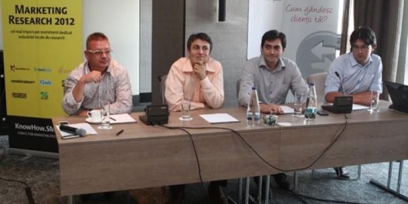 [Marketing Research 2012] Debate despre costurile unei cercetari online, reprezentativitate si sinceritatea respondentilor