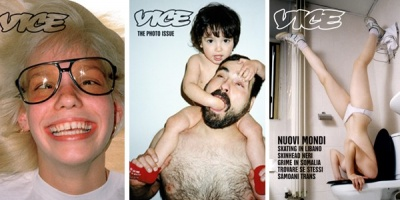 Revista VICE - Cover Expo
