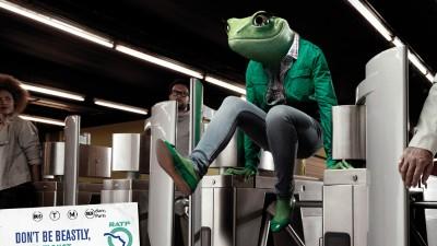 RATP - Frog
