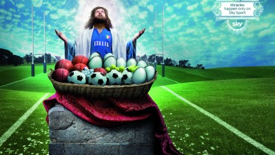 Sky Sport - Miracles, Castrogiovanni
