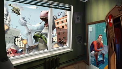 Story Master - Spiderman