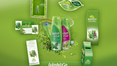 Wash&Go - Green up your stores (branding)