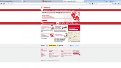 Website: Medas - Home