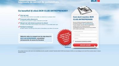 BCR Antreprenori - Contabilitate