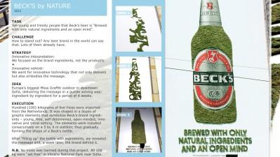 Beck's - Nature