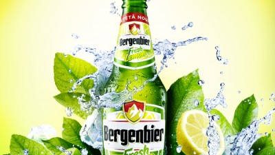 Bergenbier Fresh Lemon - Reteta noua