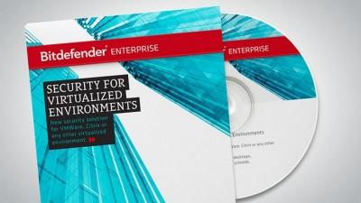 Bitdefender Enterprise - CD