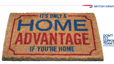 British Airways - Doormat