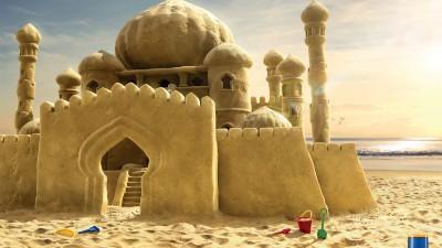 Nivea - Sand Castle