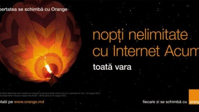 Orange - Nopti Nelimitate