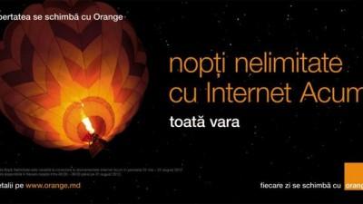 Orange - Nopti Nelimitate