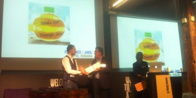 "AMPRO Design premiata in cadrul competitiei ""Design It Yourself"" organizata de EPDA"