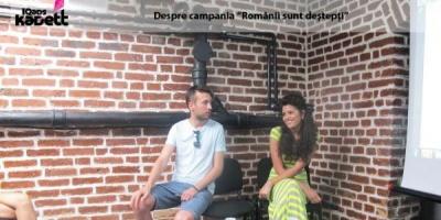 """[IQads Kadett] Sebastian Olar: Ce e tare la """"Romanii sunt destepti"""" e ca am oferit un instrument prin care chiar puteai schimba ceva"""