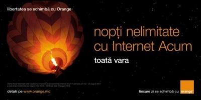 "Campania pentru Orange ""Reshuffle"", semnata de Publicis Moldova"