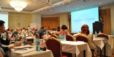 Social Networks Conference: bune practici pentru crearea de campanii care includ Trilulilu si Pinterest