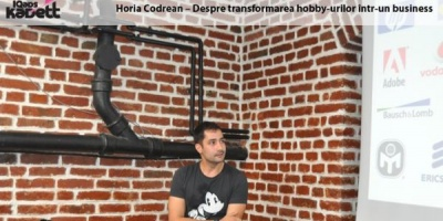 [IQads Kadett] Horia Codrean (Life After Work) despre transformarea pasiunilor in business