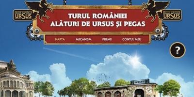 Kubis Interactive a demarat Turul Romaniei cu URSUS si Pegas pe Facebook
