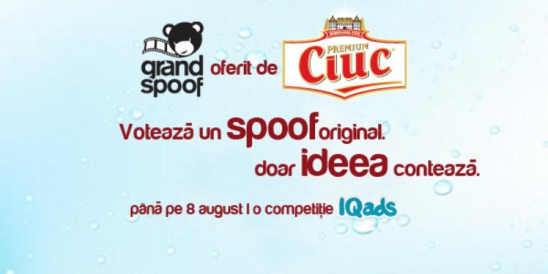 Juriul profesionist desemnat la Grand Spoof 2012