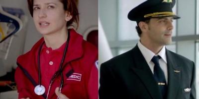 [UPDATE] Un aviator si o doctorita, in spoturile LEM'S semnate de Draftfcb Bucharest