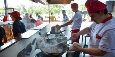 Chopstix Romania: 35% din cifra de afaceri este reprezentata de divizia de home delivery