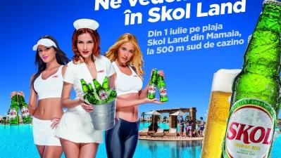 Skol - Skol Land se deschide de pe 1 iulie