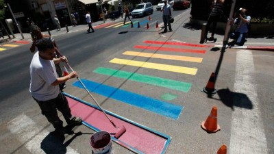 Wipe Out Homophobia - Gay Pride