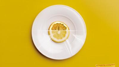 Ziploc Cling Wrap - Lemon