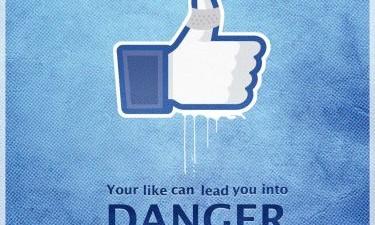 Facebook - Danger