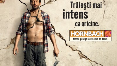 Hornbach - Traiesti mai intens ca oricine (print)