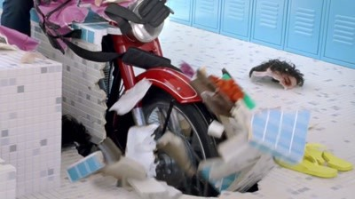 Old Spice - Motorcycle