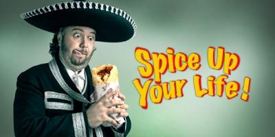 "Campania ""Spice up your life"" promoveaza lantul de restaurante cu specific mexican La Tortilla"