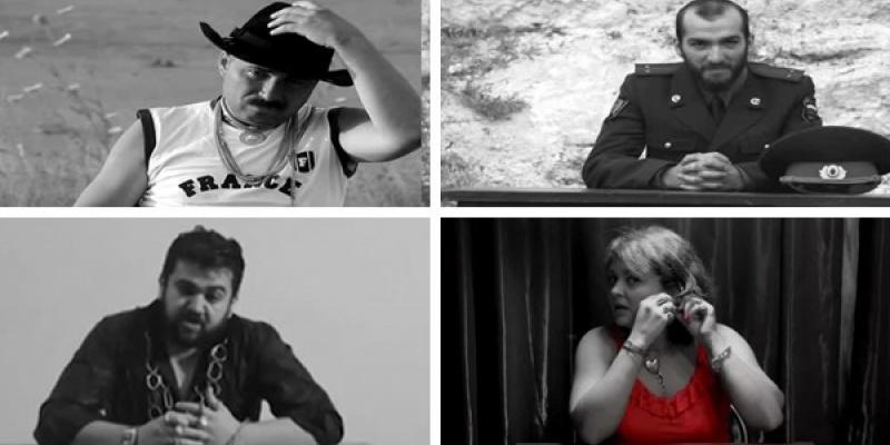 """Grand Spoof 2012: culisele parodiilor dupa campania """"Salvati Rosia Montana"""""""